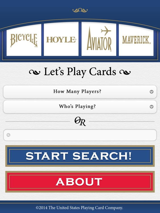 Bicycle® How To Play for iPad