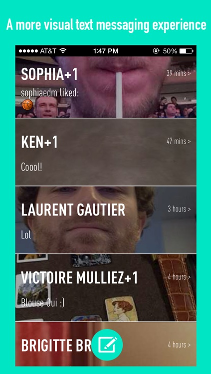 Context - Photo Texting screenshot-4