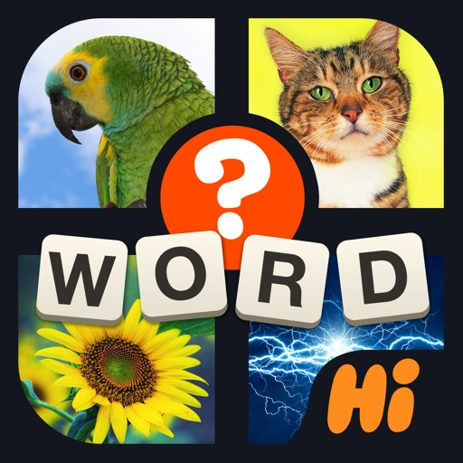Word Pic Quiz - 4 Pics 1 Word