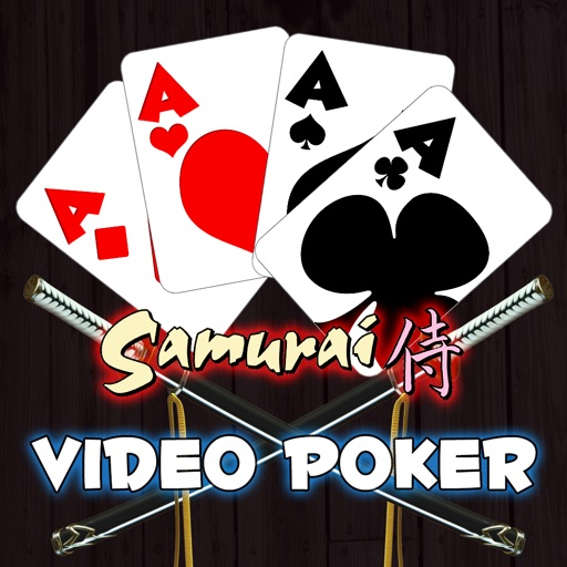 Video Poker - Samurai Master HD