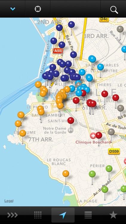 Marseille: Wallpaper* City Guide screenshot-3