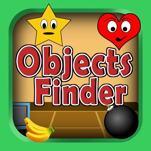 Objetcs Finder