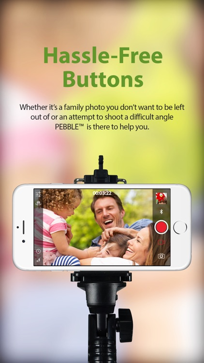 GPEL PEBBLE - Selfie Camera Remote screenshot-4