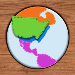 Kids Maps - U.S. Map Puzzle Game