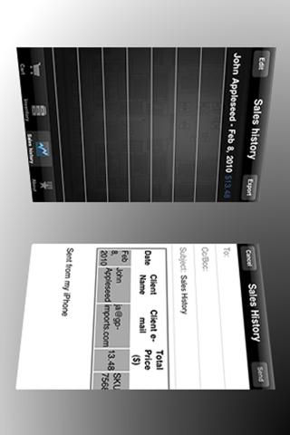 Screenshot of Cash Register - Barcode Reader