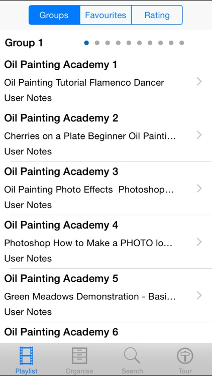 Oil Painting Academy
