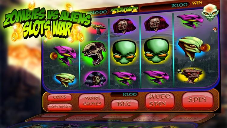 Aliens Slots Themes Online
