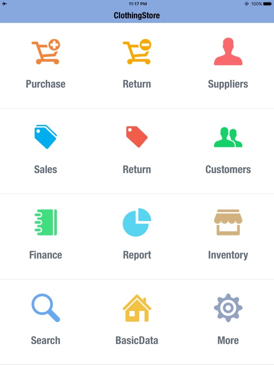 Shoes Clothing Store Master HD - Inventory Manager