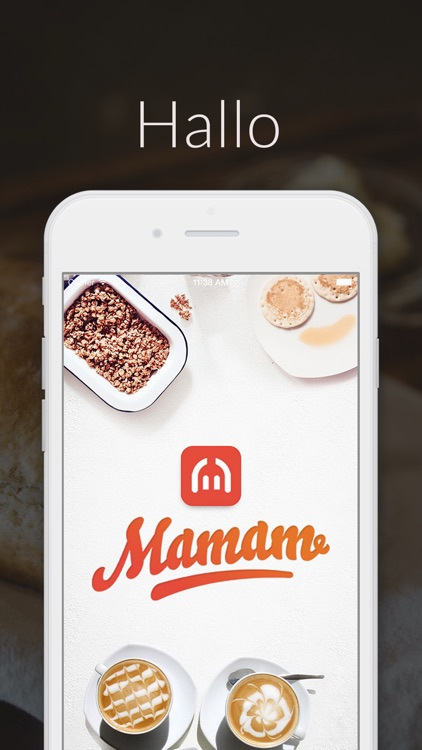 Mamam : Restaurant finder apps