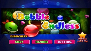 Endless Bubble Free screenshot one