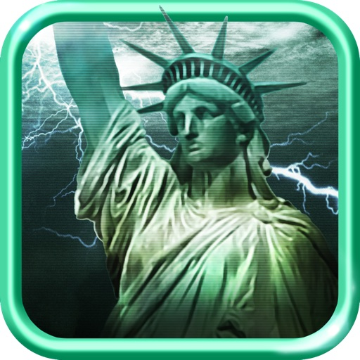 Statue of Liberty - The Lost Symbol - A hidden object Adventure icon