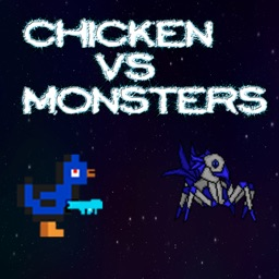 Chicken vs Monsters