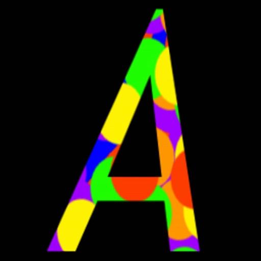 Touch Follow Alphabet
