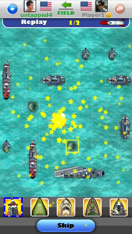 Naval Warfare Multi-shot screenshot-0