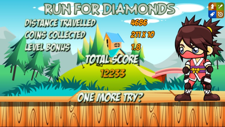Run For Diamonds