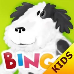 ABC Bingo Song for Kids: learn alphabet and phonics with karaoke nursery rhymes