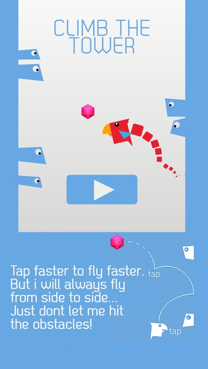 Bird Climb screenshot-0
