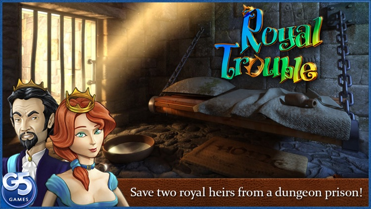 Royal Trouble: Hidden Adventures screenshot-0