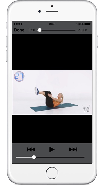 Abs App Lite : Daily Core Ab Instant Workout - Personal Fitness Trainer & Exercise Routine screenshot-3