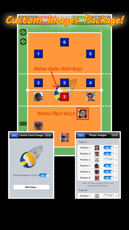 Volleyball Strategy Tool screenshot-4