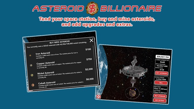 ‎Asteroid Billionaire on the App Store