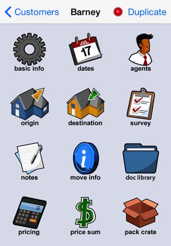 Screenshot of IGC Survey