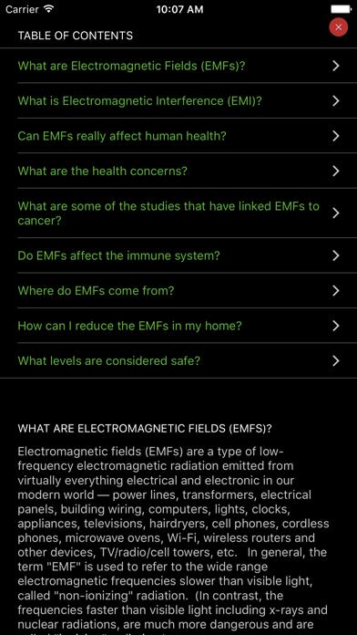 点击获取EMF Radiation Detector