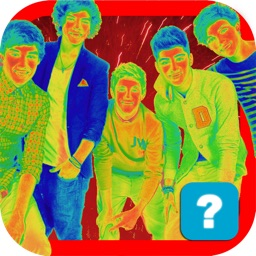 Pop Factor Music Quiz - Guess Who Heat Pic UK Edition