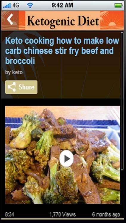 Ketogenic Diet App:Keto Diet the Ultimate Low-Carb Diet App+