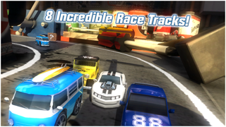 Screenshot from Table Top Racing Premium Edition