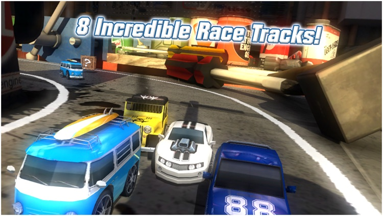 Table Top Racing Premium Edition screenshot-1