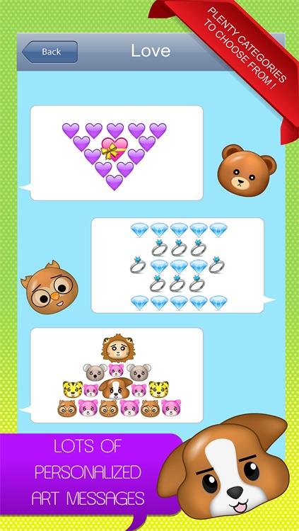 BigMojis - Very Large Emoji Stickers screenshot-3