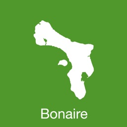 Bonaire GPS Map