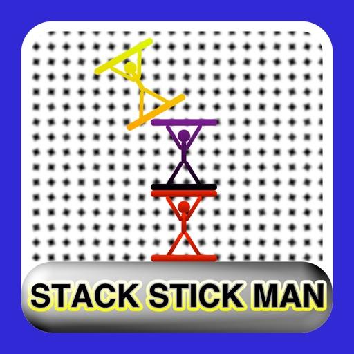 Amazing Stack Stick Man - free