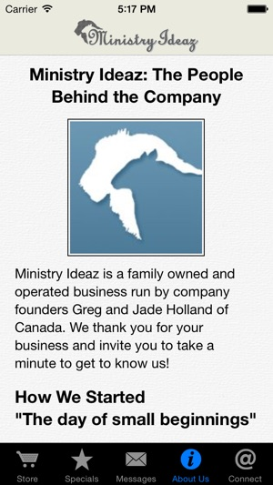 Ministry Ideaz on the App Store