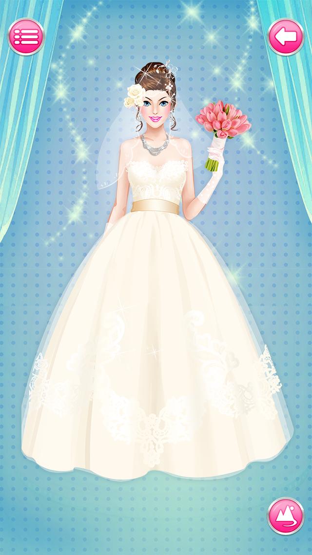 Wedding Makeover - Girls Gamesのおすすめ画像3