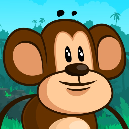 Monkey Jump Racer icon