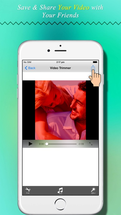 Video Trimmer Cutter - Cut any selected video portion from movie screenshot-3