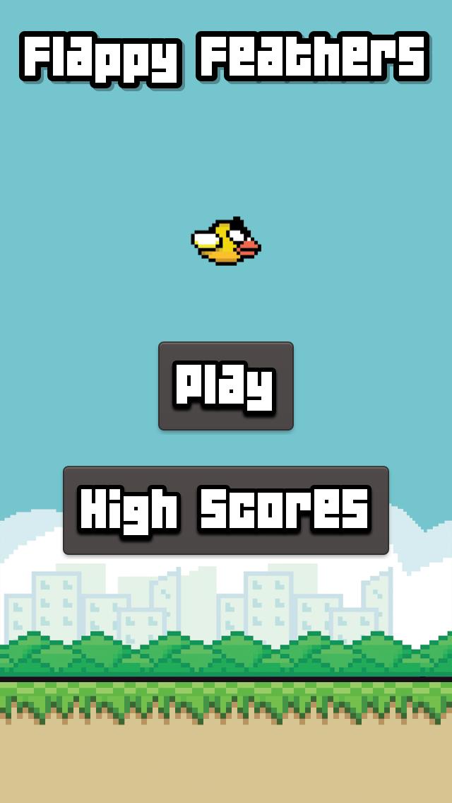 Flappy Feathers - Tiny Bird Adventuresのおすすめ画像2