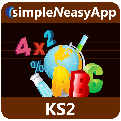 KS2 (Math, English, Science) - A simpleNeasyApp by WAGmob