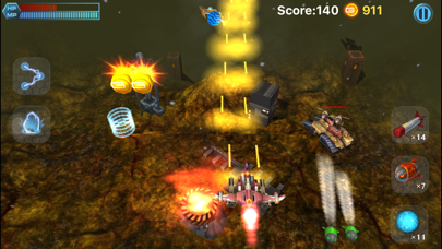Space Pursuit screenshot one