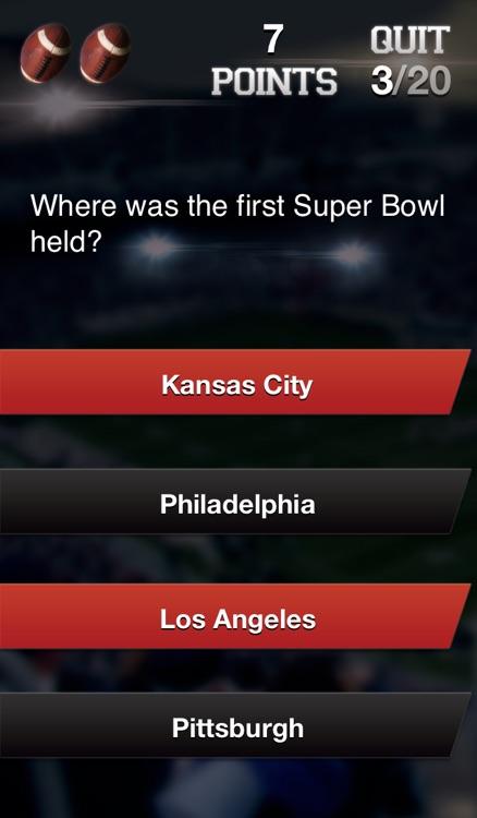 Football Trivia Champion