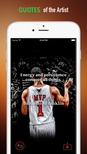 Cool Basketball Wallpapers HD Quotes Backgrounds With Sports Pictures On The App Store