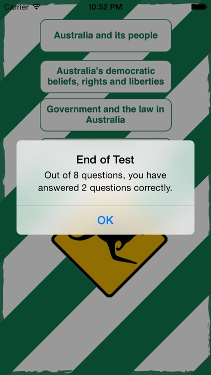 Australian Citizenship Test - PassAUCitizenship.com screenshot-4