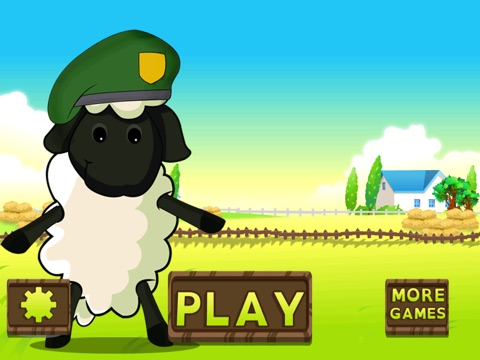 sheep launcher game