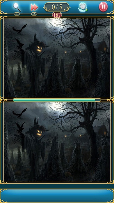 Let's spot it Halloween screenshot two