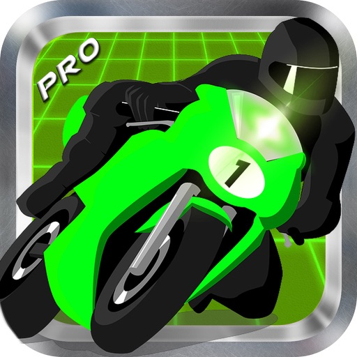 Neon Highway Motorcycle PRO icon