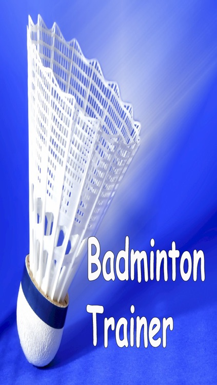 Badminton Trainer.Footwork training for badminton games screenshot-0