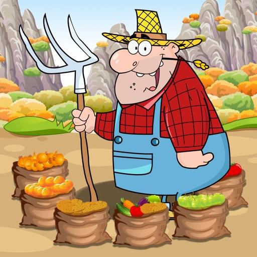 A Crazy Farmer Harvest Day Story - Farm Collector Saga iOS App