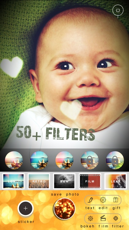 Real Bokeh Lens Effects - Bokehful Full Color Paint Tool Photo Studio FX